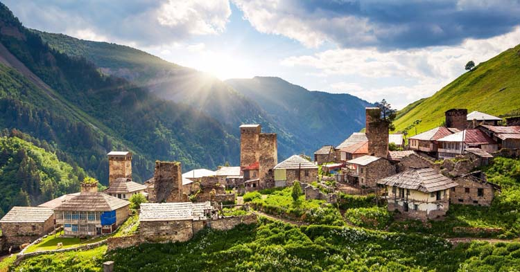 Village Adishi