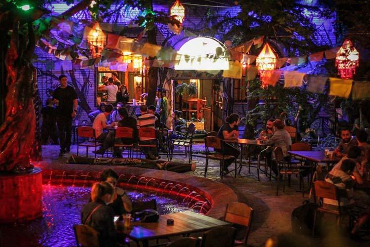 Canudos Bar