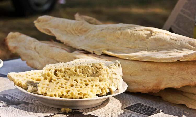 Georgian Cheese Guda